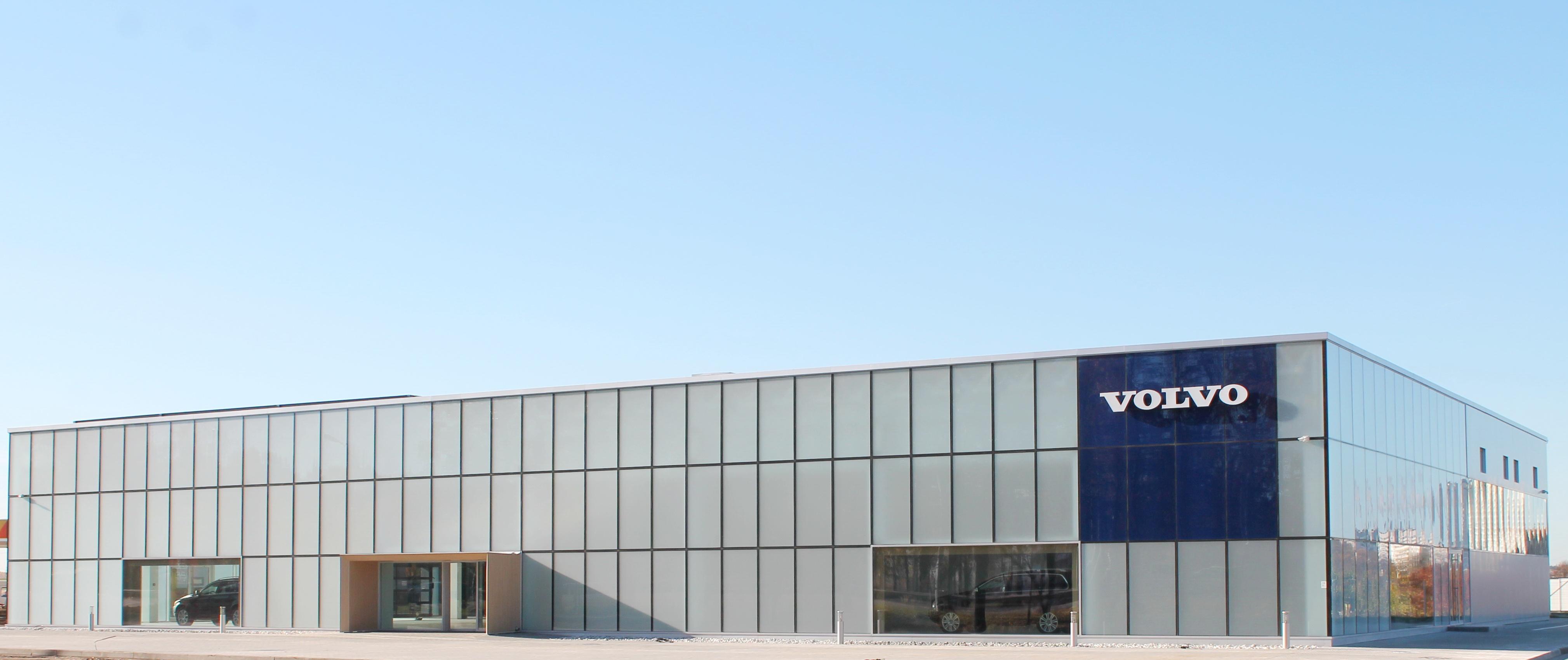 официальный вольво центр в минске